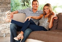 GIULIANA AND BILL RANCIC / by Traci Marston