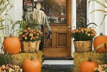 Fall Decor / by Joannie Young