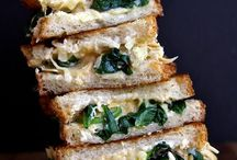 sandwich delight / by Nina Segura