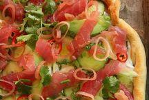 Pizza,Bruchetta / by Rini Irawan