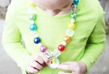 holiday crafty shtuff / holiday-themed craft ideas that anyone can make! / by Lindsay Gilbert (ArtsyFartsyMama.com)