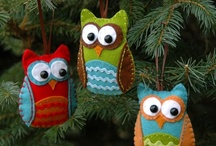 Crafts - Owls / by Melissa {Taylor-made Cakes}