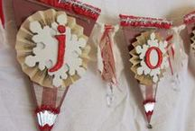 Banners, Buntings, and Garlands / by Kristina Reynolds-Haney