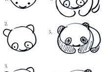 How to draw . . .