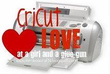 Cricut 411/Ideas / by Kristina Reynolds-Haney