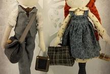 Dolls tutto tessuto