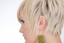 Short hair cuts / Short hair ideas and inspiration / by Jen @ Driftwood Gardens