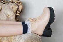 Shoes / by Krys Kras