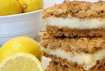 Lemon Lime Power / The bright and beautiful flavors of lemon and lime are highlighted in these inspirational recipes. Make them vegan.