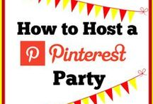 Pinterest Partay / Ideas for the best Pinterest party ever!
