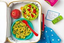 School Lunch & Snack Ideas / by Sara P.