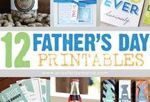 holiday printables / creative printables for the holidays / by Lindsay Gilbert (ArtsyFartsyMama.com)