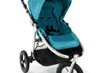 Fab Strollers  / A collection of strollers available in store and online: UPPAbaby, Bumbleride, Maclaren & BOB.