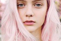 Hår / colours, hairdos