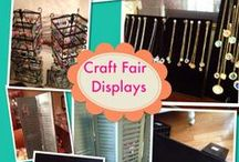 Display it / Displays for craft shows, homes, collections, sales / by Claire Rose