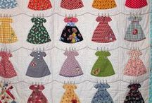 Quilts ~ for Little Girls