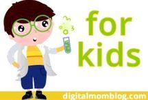 My little scientist