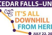RAGBRAI Cedar Falls 2015