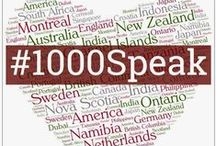 #1000Speak for Compassion / Posts from the #1000Speak community about compassion related topics. Flooding the internet with GOOD every month on the 20th.