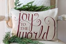 Holiday Love / Christmas decorations, party favors, gift