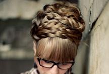+ HAIR + / by Adrienne Nye