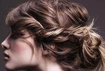 hair, makeup & nails / by Ashley