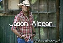 Jason Aldean / by Stacey Bernier