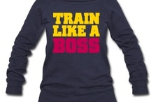 Working Out in Style / by I Think I Can Fitness
