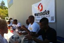 Pro Players with Senda
