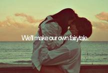 Fairytales do come true ♥ / by Nicole van Wyk