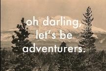 Adventurous ⚓️ Spirit / by Nicole van Wyk