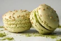 Food   Macaron Mania / #Food   #Macarons   #Pink   #Blue   #Green   #Purple / by MsM
