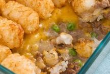 Casserole Cravings ♥ / Casseroles, Baked and Covered Dishes / by Tam ♥