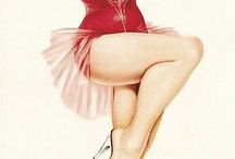 pin up girls / by Karin Imola Gottig