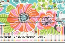 Josephine Kimberling: Licensed Artist Series / We use the fresh, vintage look of Josephine Kimberling in our checks, address labels, and checkbook covers. If you like her work, pin it here! Be sure to check out her website at josephinekimberling.com. / by CheckAdvantage LLC
