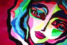 Bula Barua: Licensed Artist Series / A talented and internationally acclaimed artist, Bula Barua's breathtaking art is used in our checks, address labels, and other products.  If you're a fan of Bula Barua, pin her work her!  Check out here website here- http://www.cityartgal.com/ / by CheckAdvantage LLC