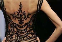 Fashion | Female | Black / by MsM