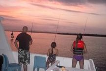 Fishing - Coomera Houseboats / Fishing and crabbing are very popular things today while aboard your Coomera Houseboat.   #coomerahouseboats   #Goldcoast  #houseboat  #holiday  #holidays  #boating  #fishing  #Houseboating