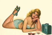 Pin-Up vintage / Beauty