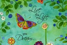 Sue Zipkin: Licensed Artist Series / Get the fun, colorful art of Sue Zipkin on our checks, address labels, and checkbook covers.  If you like her work, repin it! Be sure to check out her website at-http://suezipkin.com/index.html / by CheckAdvantage LLC