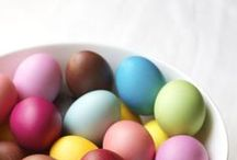 \\ occasions | easter \\ / Easter: decorations, crafts etc. but mostly egg dyeing ;)