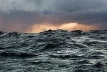 \\\ moodboard | ocean \\\ / the beauty of the deep blue