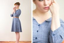 Sewing My Own Clothing / Patterns and others' creations that inspire me to sew! / by Anna Donovan
