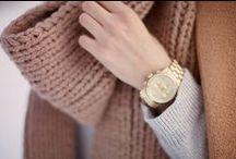 Fashion & Style: soft autumn colours