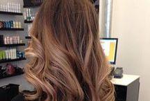 soft autumn hair