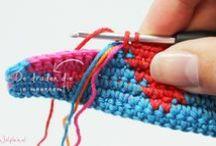 \\\ crafts | crochet instructions \\\ / Crochet patterns, tips, tutorials, how-tos etc.