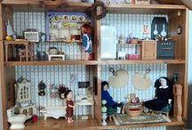 Dollhouse / toys diy