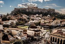 Greece mainland and islands / The best of Athens and Greece where I lived for four years. / by Zoë Dawes