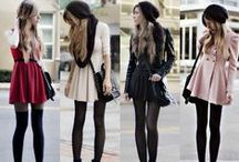 My Style {Wardrobe} / Inspirations for real-life clothes/outfits / by Ashlea Heier-Derry