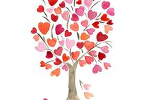 celebrating the heart / love, valentines day and all matters of the heart